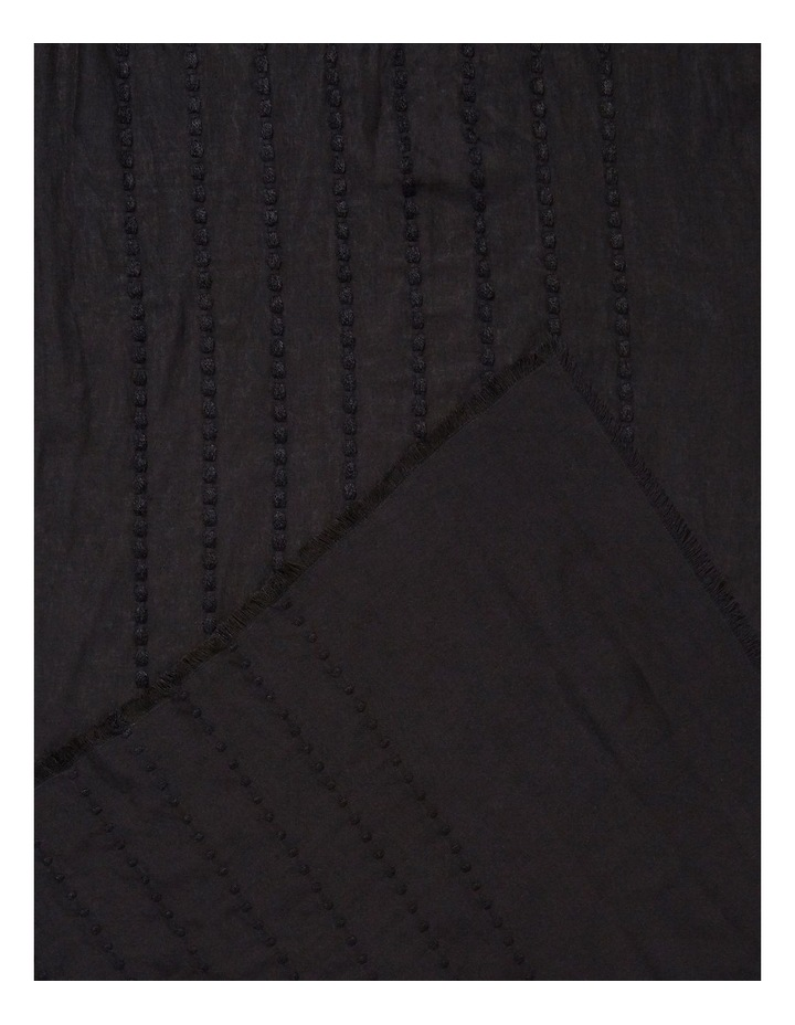 Textured Stripe Scarf image 3