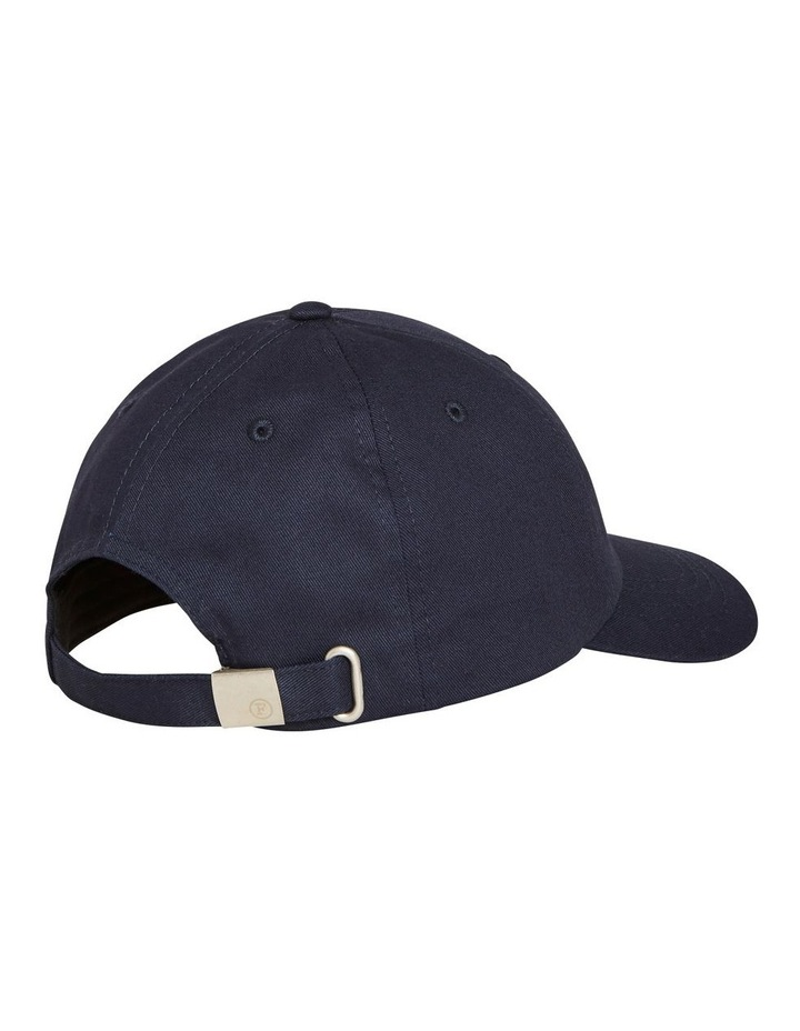 Tonal 'f' Embroidered Cap image 3