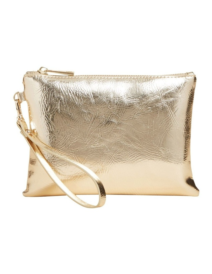 Gold Metallic Pouch image 1