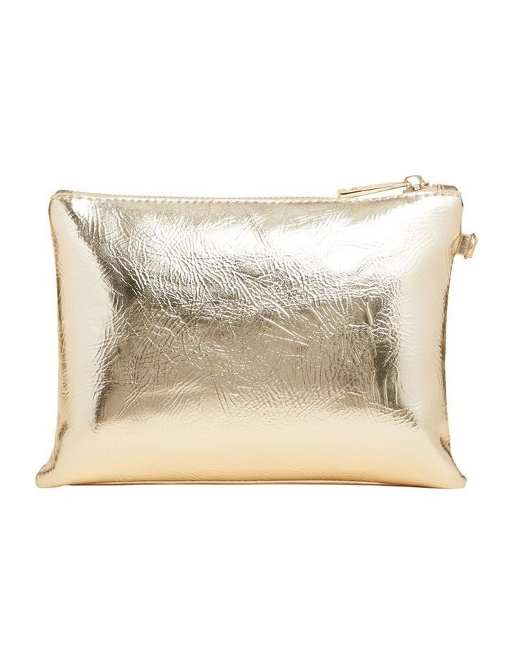 Gold Metallic Pouch image 3