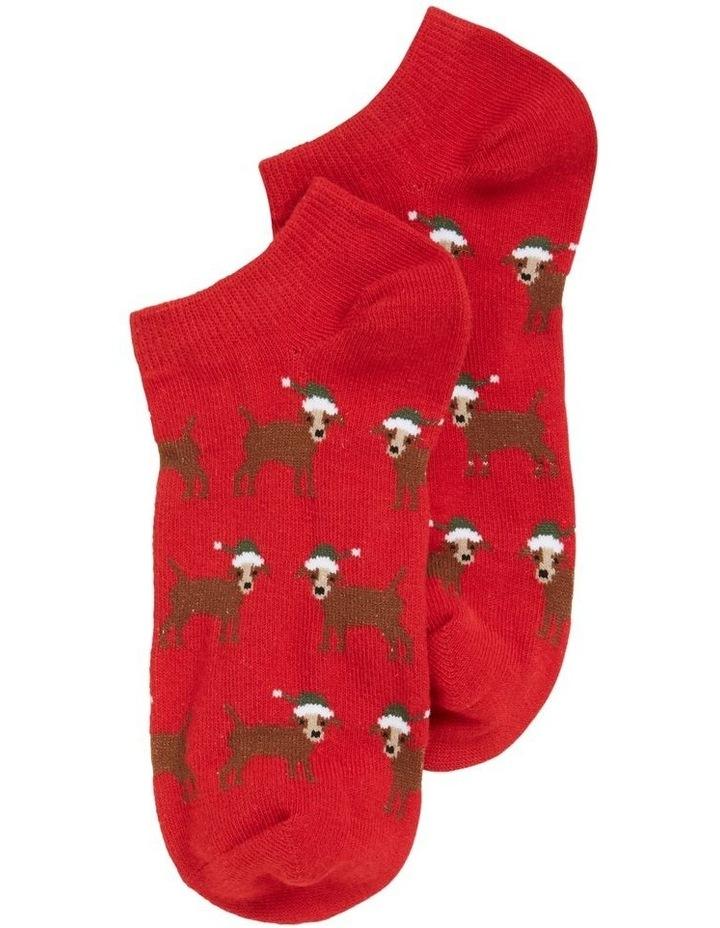 Christmas Dog Sock image 1