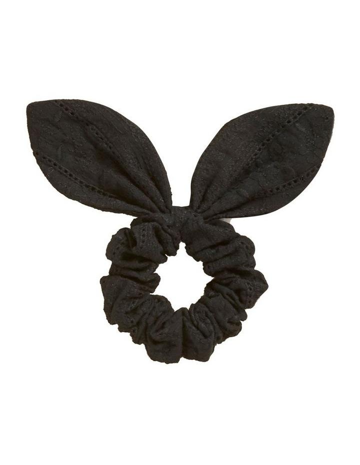 Broderie Hair Scrunchie image 1