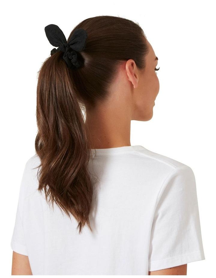 Broderie Hair Scrunchie image 2