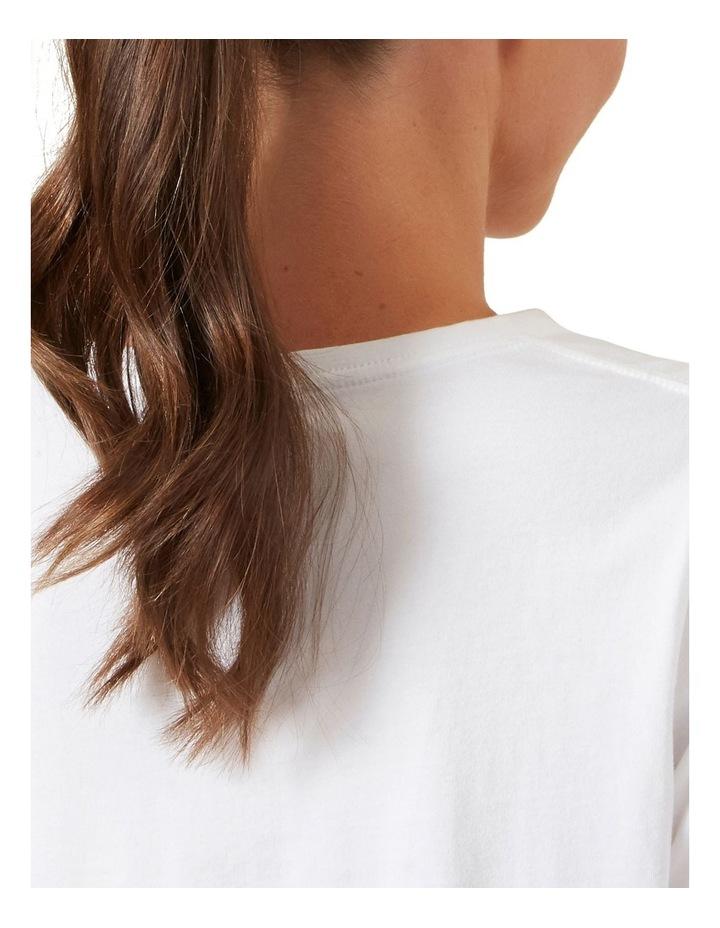 Metallic Hair Scrunchies Set image 2