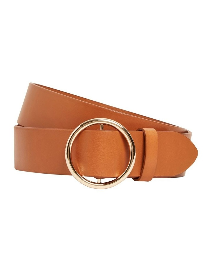 Circle Leather Belt image 1