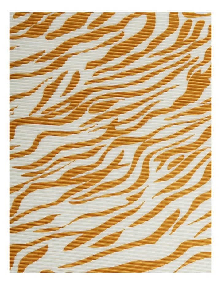 Tiger Pleated Scarf image 3