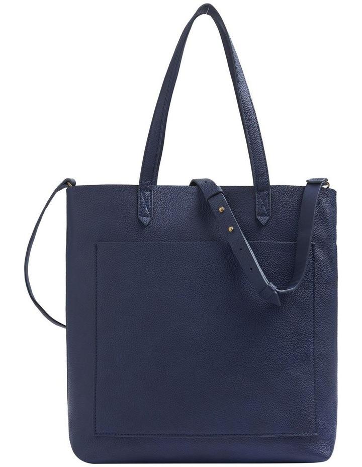 Tahlia Pebbled Tote Bag image 1
