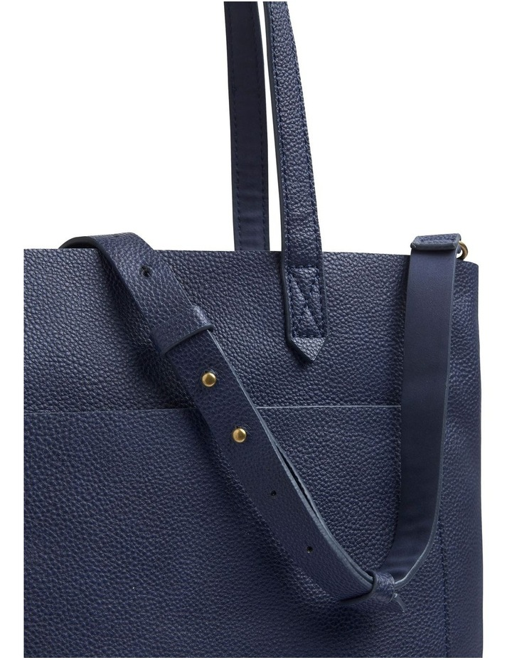 Tahlia Pebbled Tote Bag image 3