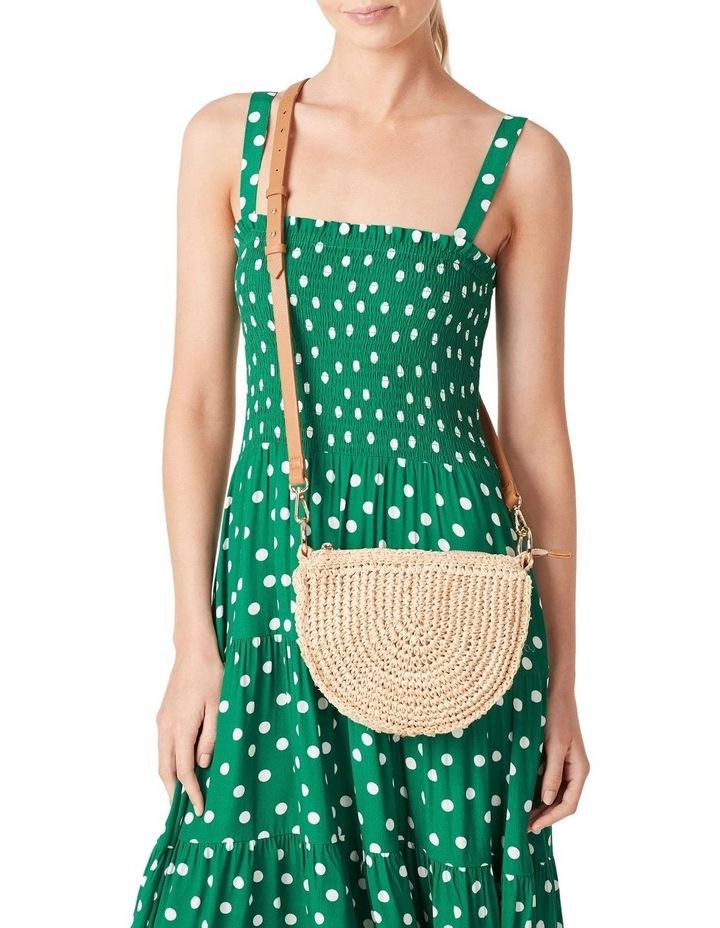 Summer Straw Cross Body Bag image 2