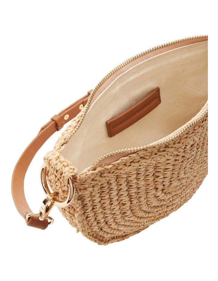 Summer Straw Cross Body Bag image 3