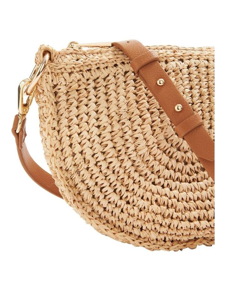 Summer Straw Cross Body Bag image 4