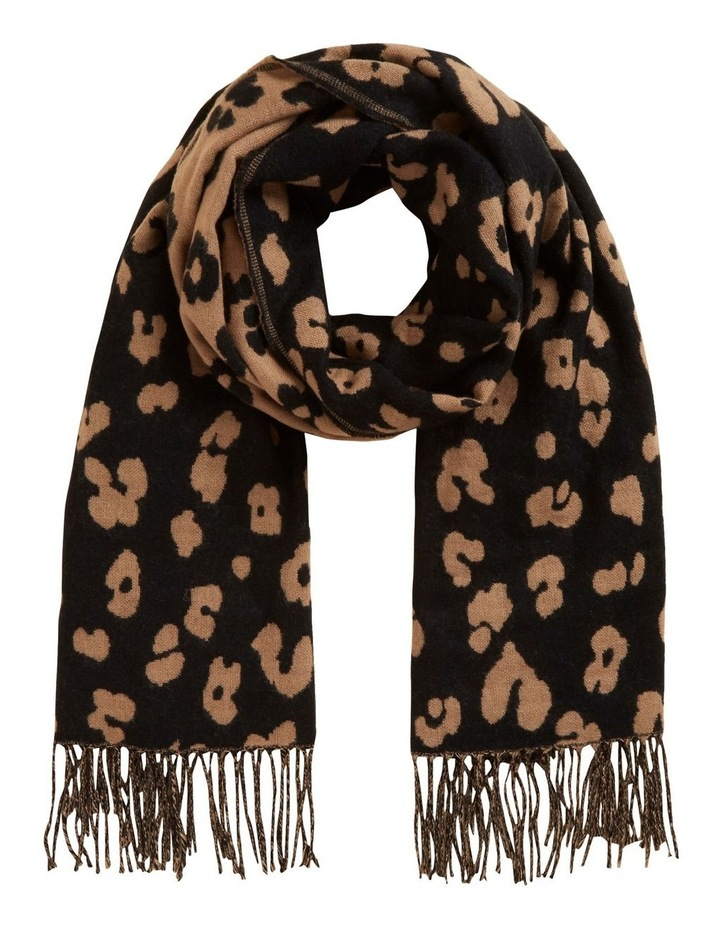 Two Tone Animal Scarf image 1