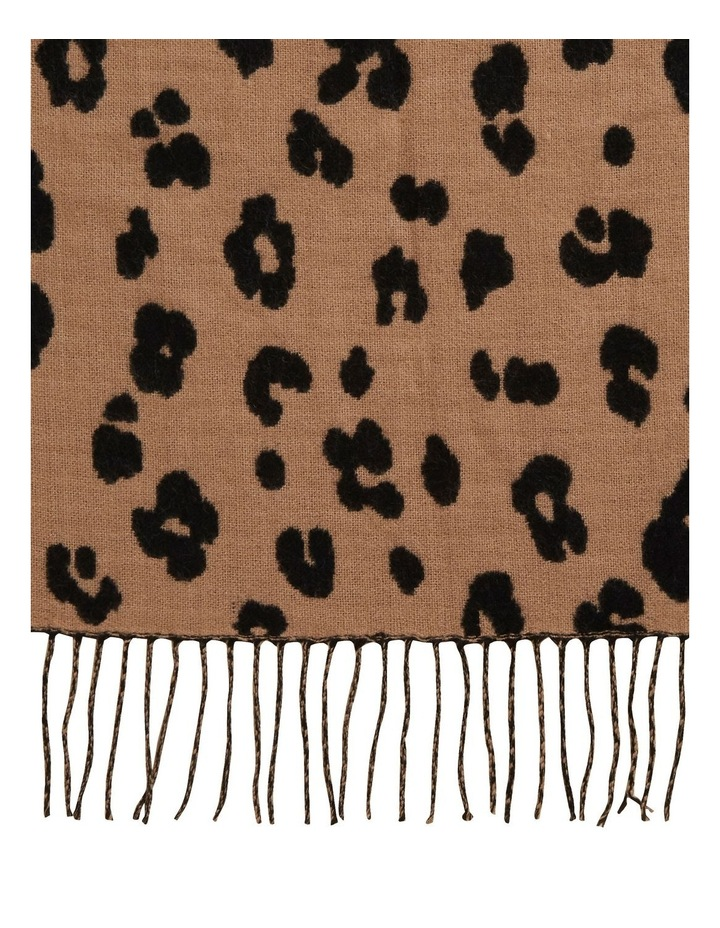 Two Tone Animal Scarf image 3