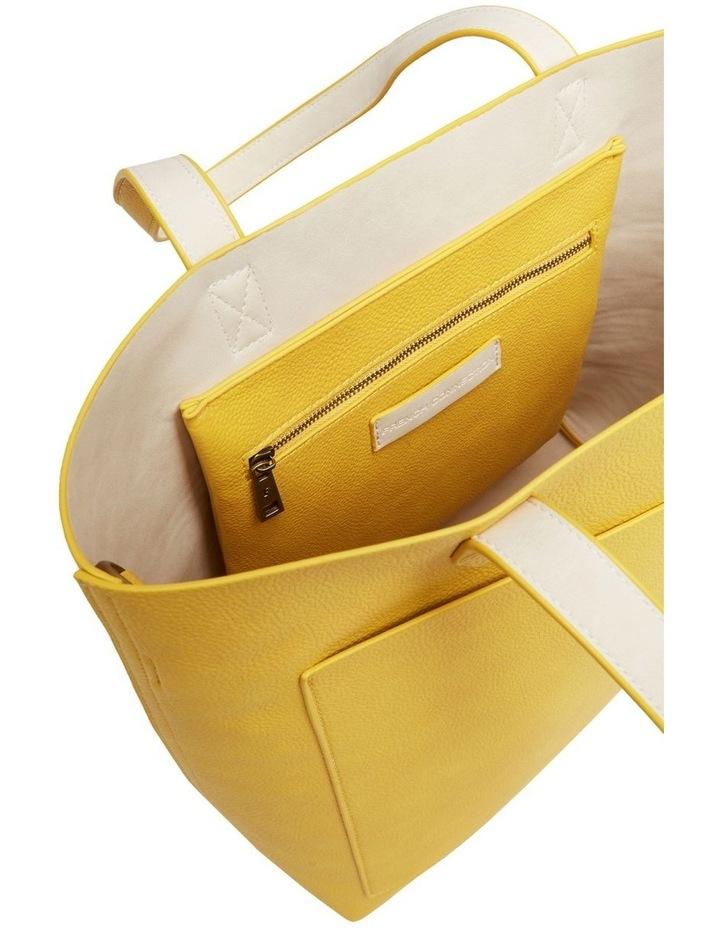 Tahlia Pebbled Tote Bag image 5