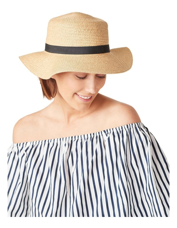 Large Summer Straw Hat image 2