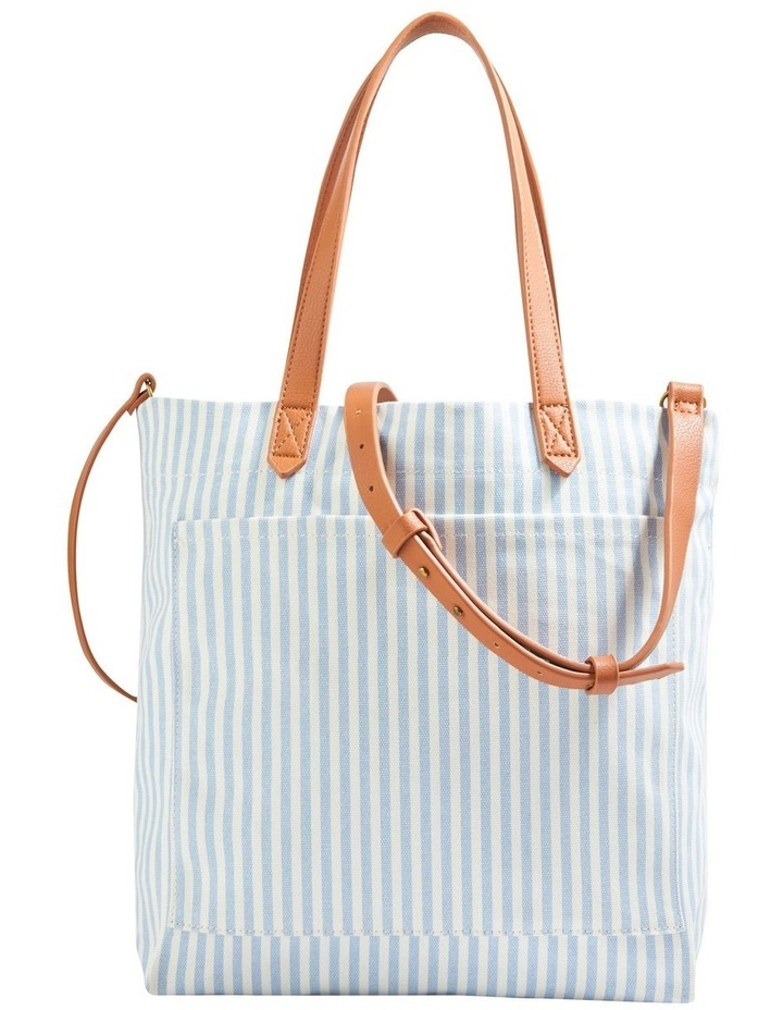 Tahlia Cotton Canvas Tote image 1