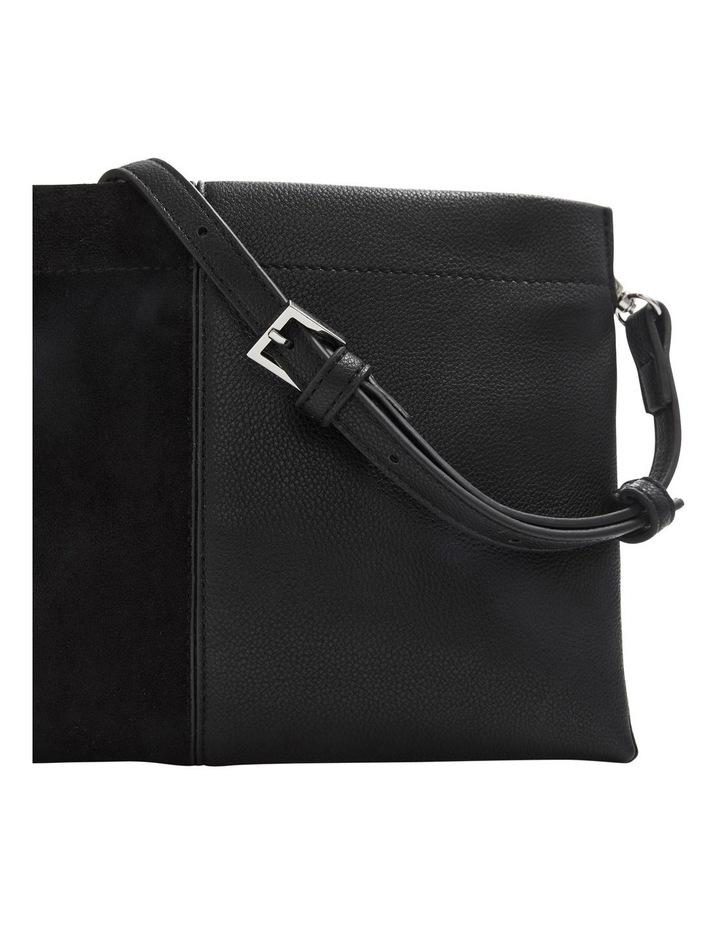 Two Tone Cross Body Bag image 4
