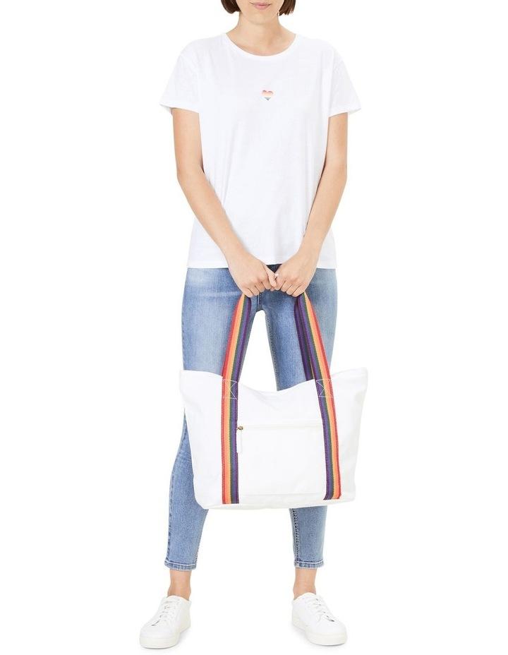 Rainbow Shopper Bag image 2