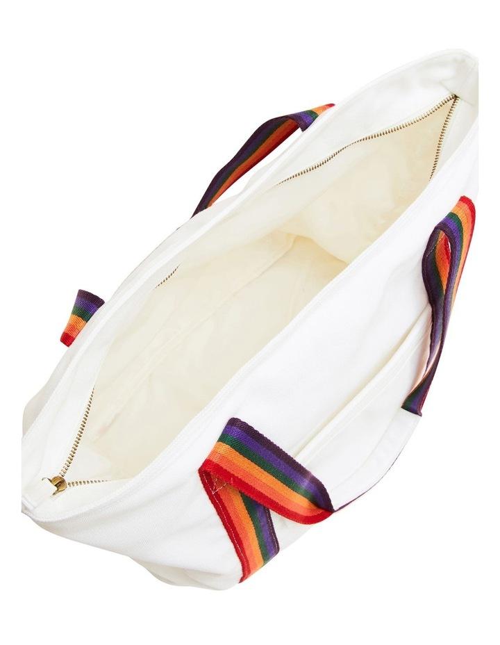 Rainbow Shopper Bag image 3