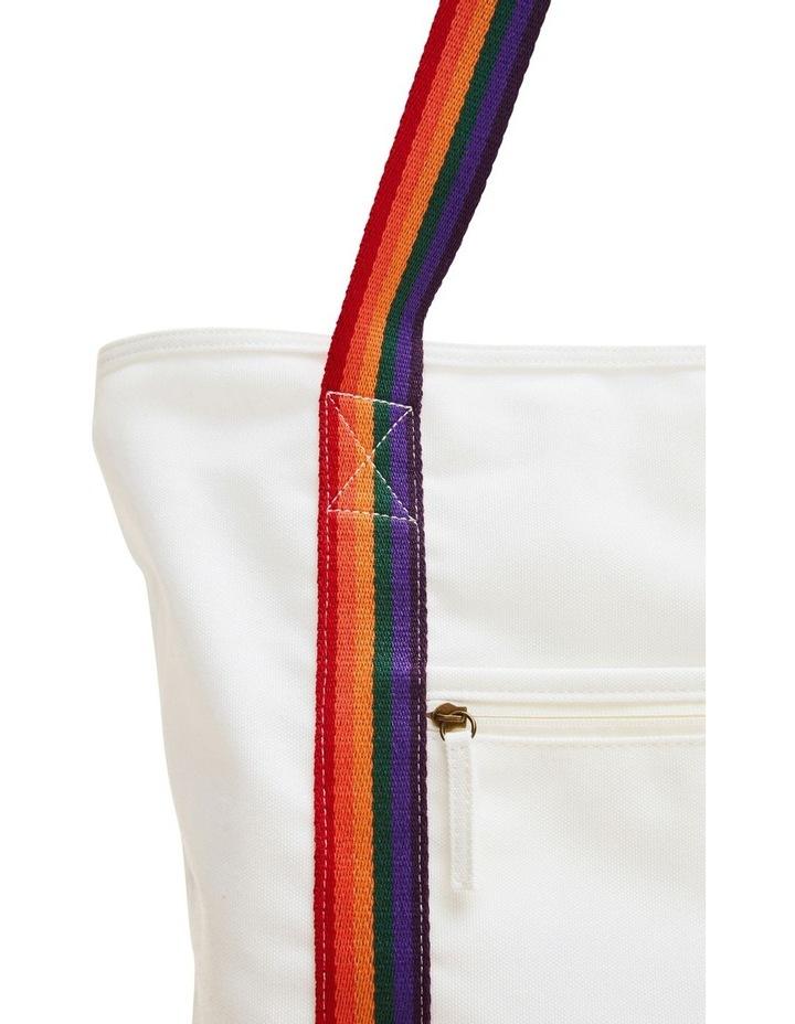 Rainbow Shopper Bag image 4