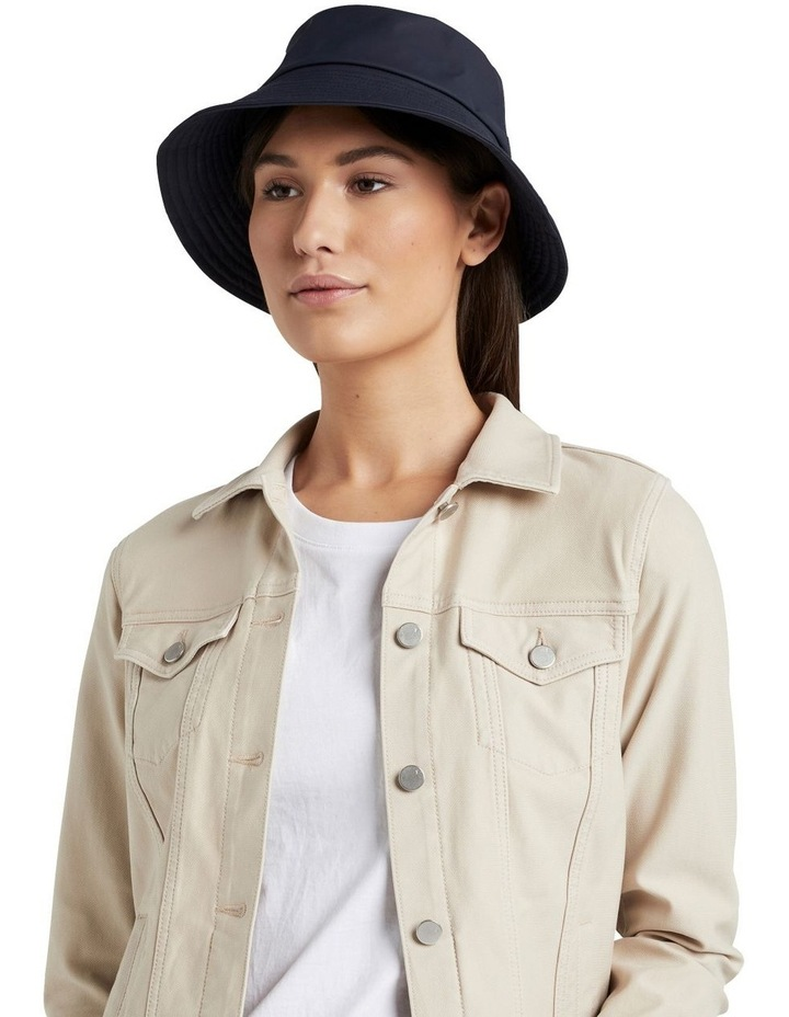 Raincoat Navy Bucket Hat image 2