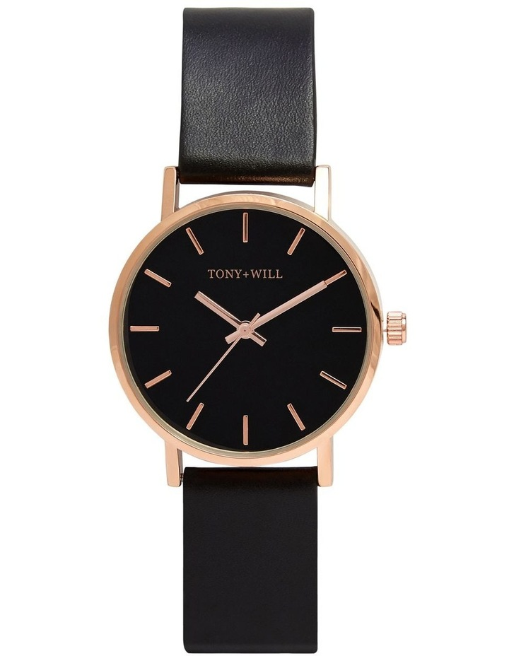 Small Classic Black TWT004C Watch image 1