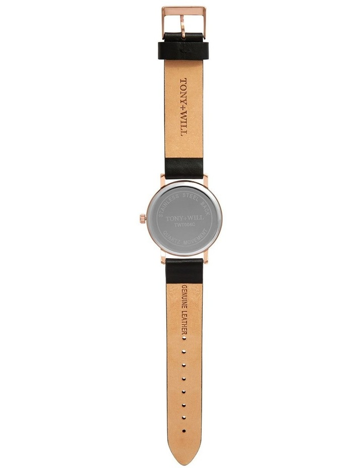 Small Classic Black TWT004C Watch image 3