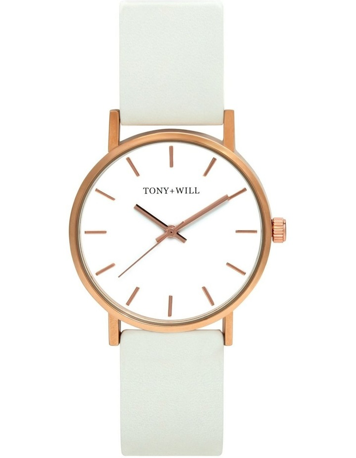 Small Classic White TWT004C Watch image 1