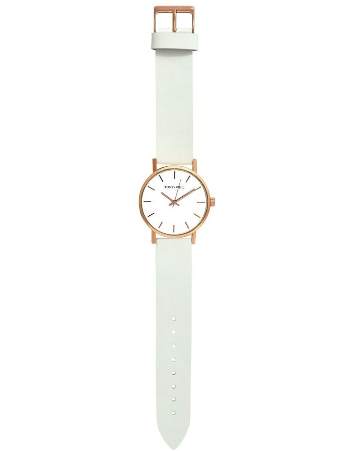 Small Classic White TWT004C Watch image 2
