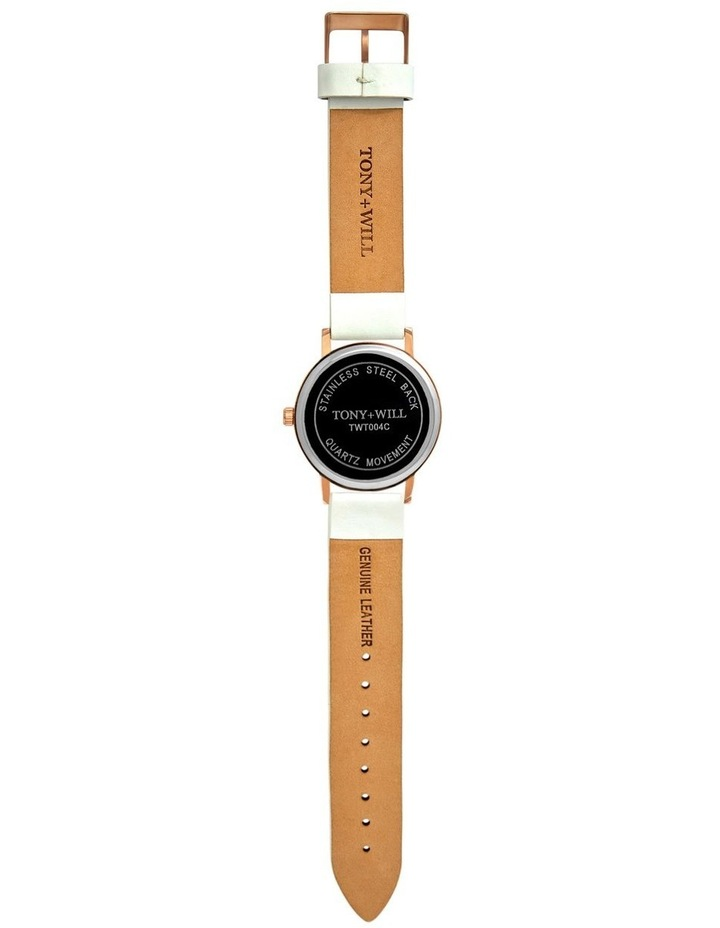 Small Classic White TWT004C Watch image 3