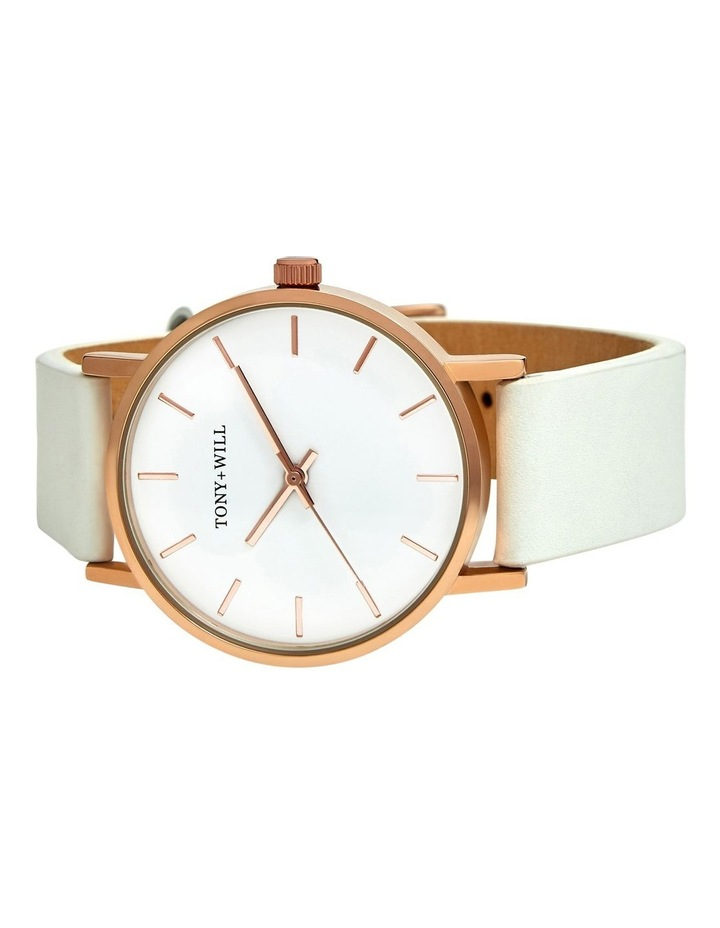 Small Classic White TWT004C Watch image 4