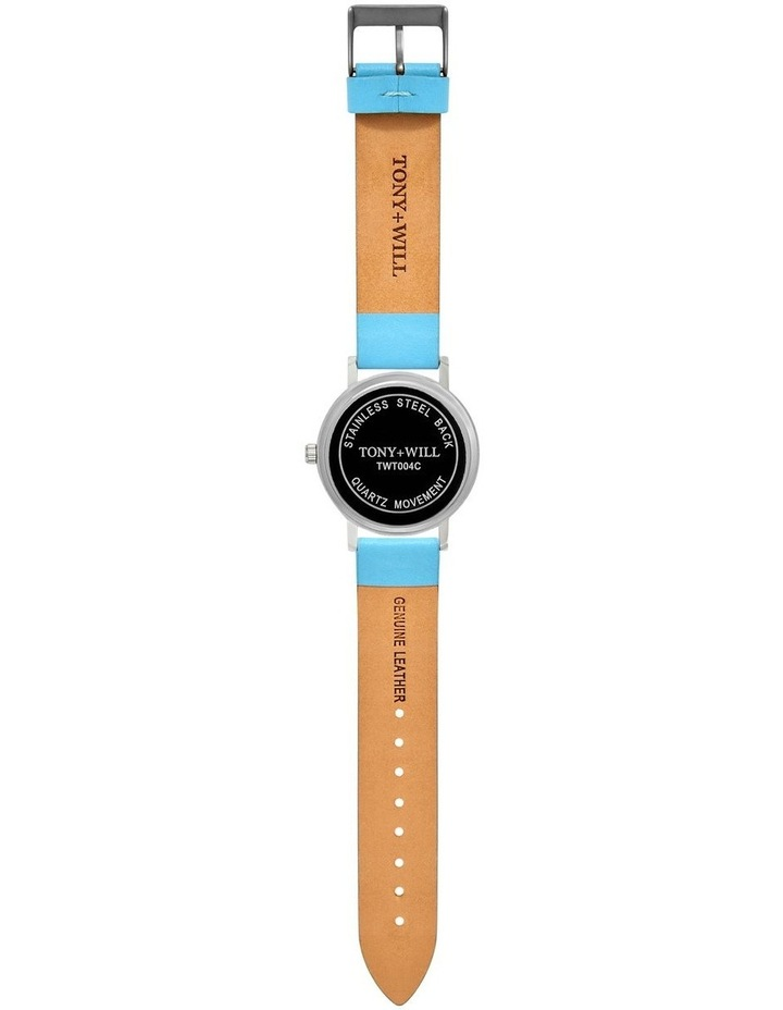 Small Classic Blue TWT004C Watch image 3
