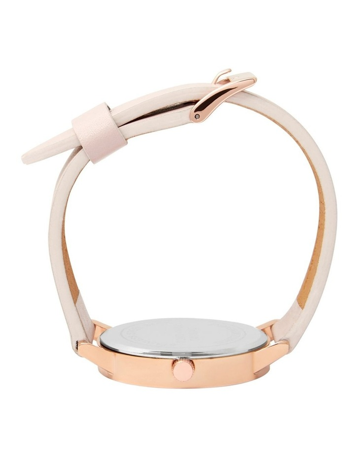 Small Classic Light Pink TWT004D Watch image 3