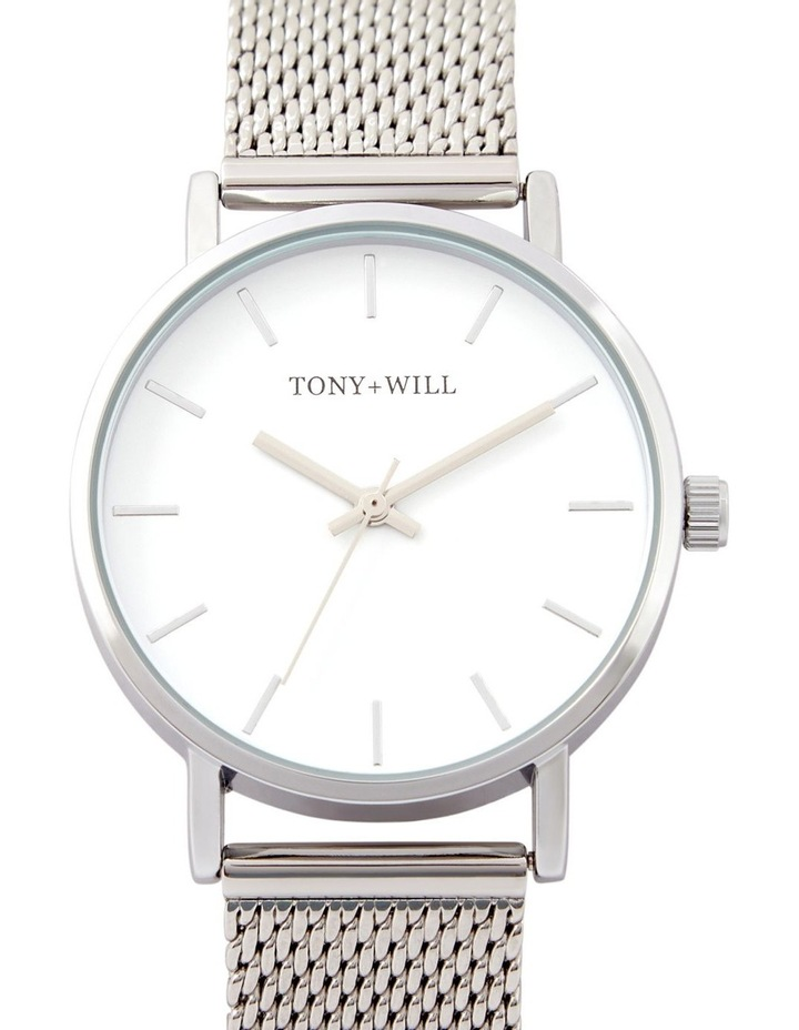 Small Classic Silver TWM004D Watch image 1