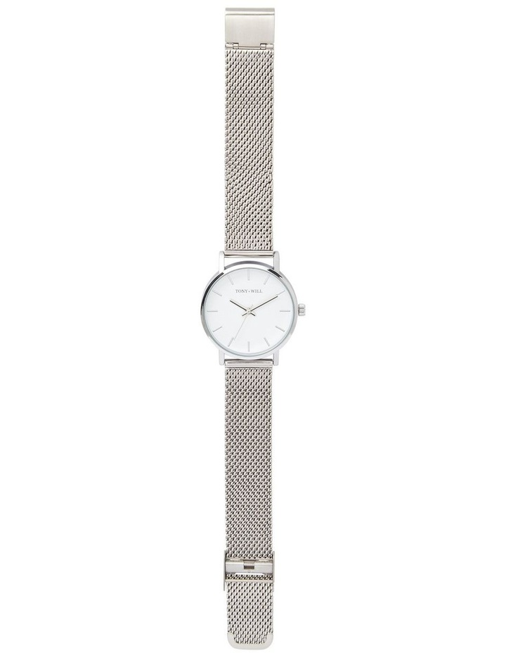 Small Classic Silver TWM004D Watch image 4