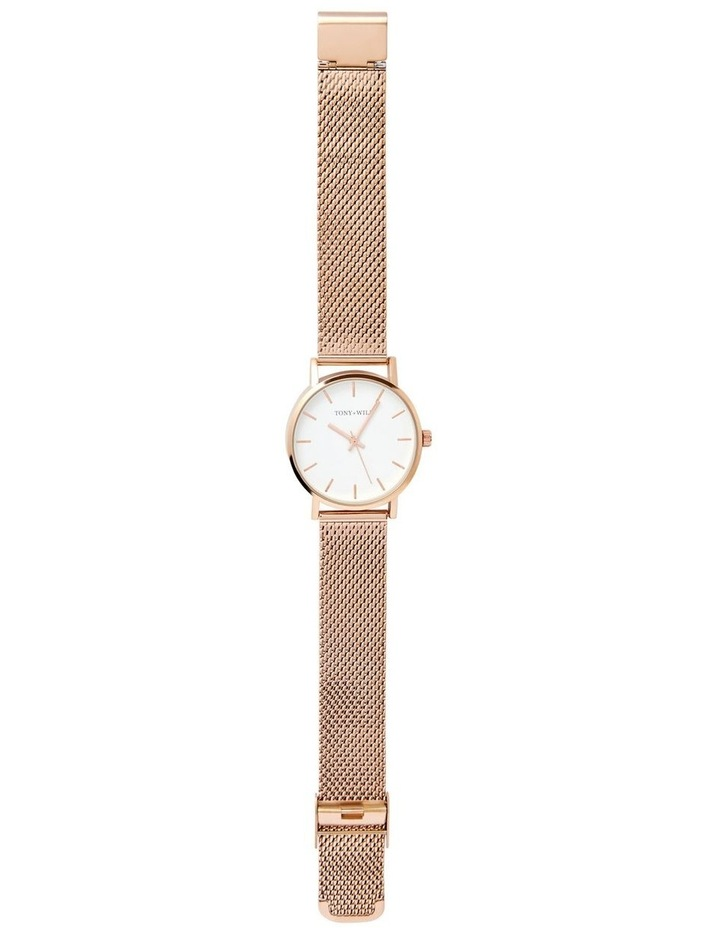 Small Classic Rose Gold TWM004D Watch image 2