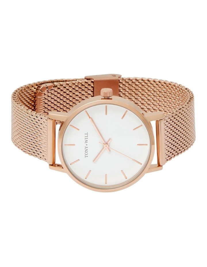 Small Classic Rose Gold TWM004D Watch image 4