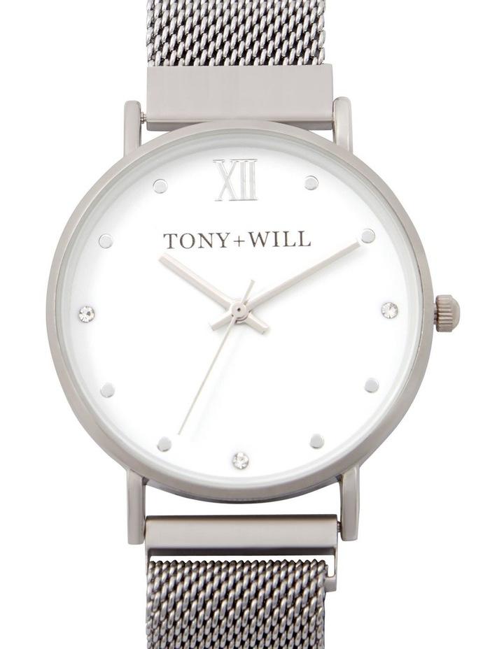 Jewel Silver TWM002D Watch image 1