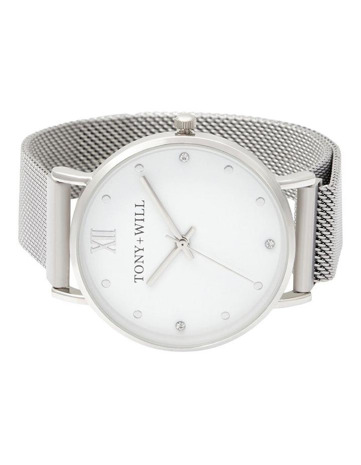 Jewel Silver TWM002D Watch image 2
