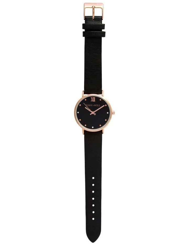 Jewel Black TWT002C Watch image 2