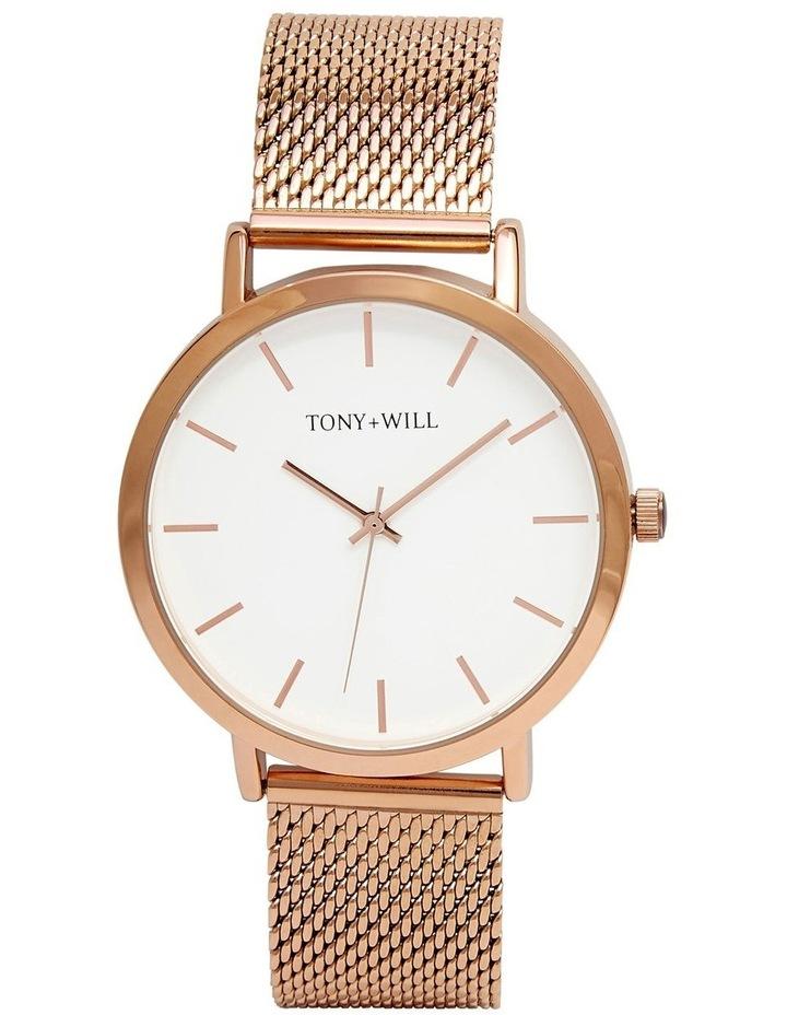 Classic Mesh Rose Gold TWM000D Watch image 1