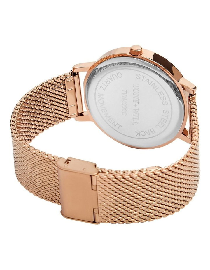 Classic Mesh Rose Gold TWM000D Watch image 5