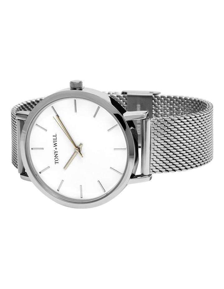 Mesh Silver TWM000B Watch image 4