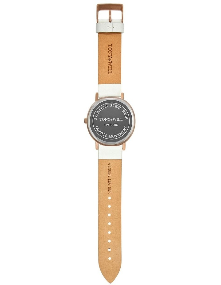 Classic White TWT000C Watch image 3