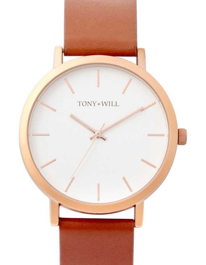 Classic Tan TWT000D Watch image 1
