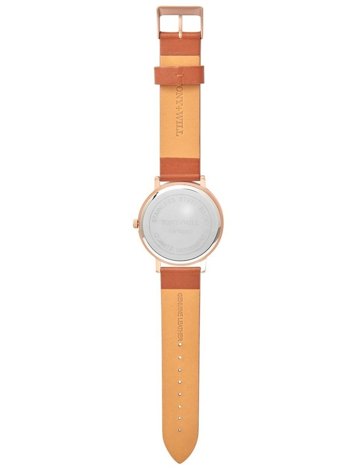 Classic Tan TWT000D Watch image 3