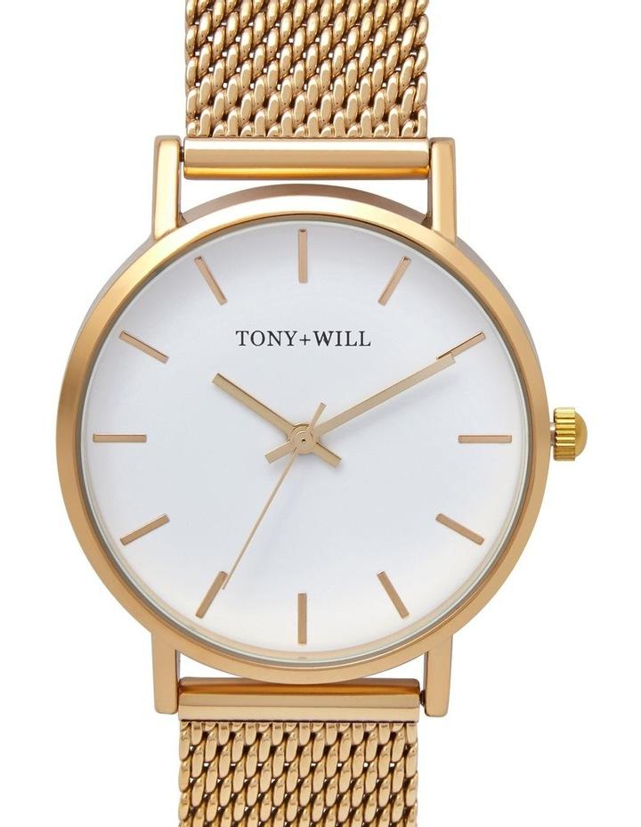 Classic Mesh Gold TWM004E Watch image 1