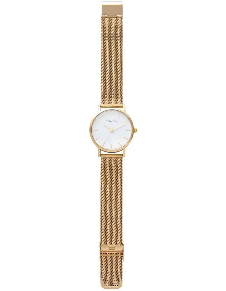 Classic Mesh Gold TWM004E Watch image 2