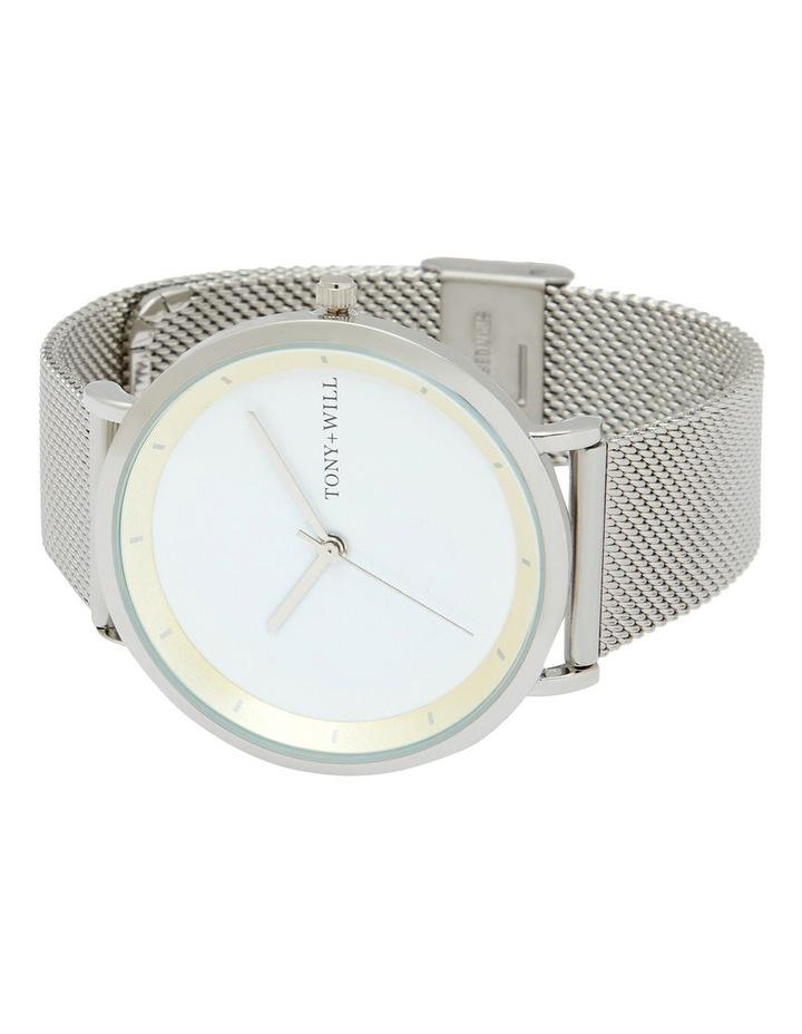 Lunar Mesh Silver/White TWM005E Watch image 4