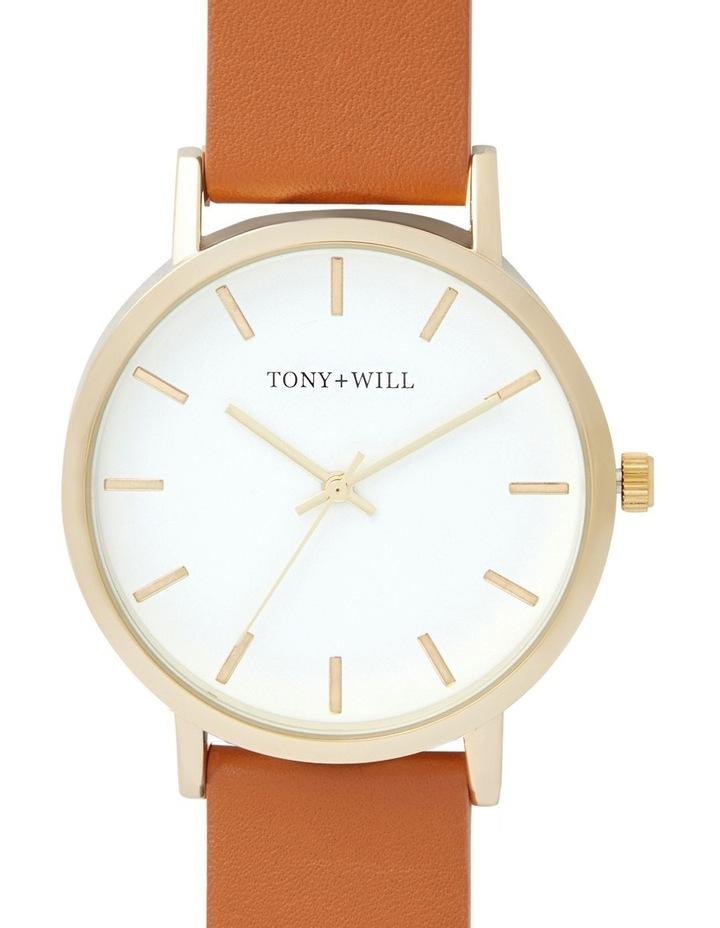 Classic Tan TWT000F Watch image 1